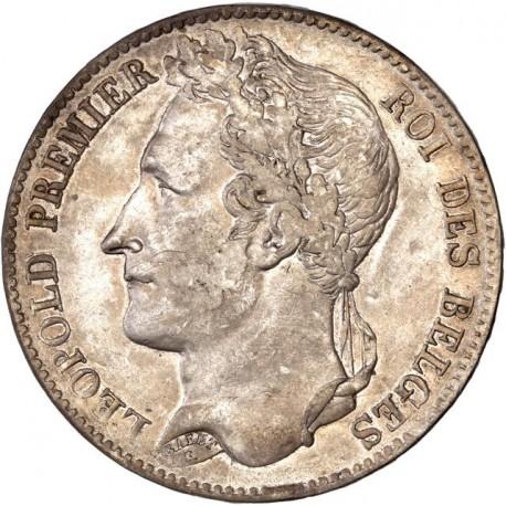 Belgique - 5 francs 1849