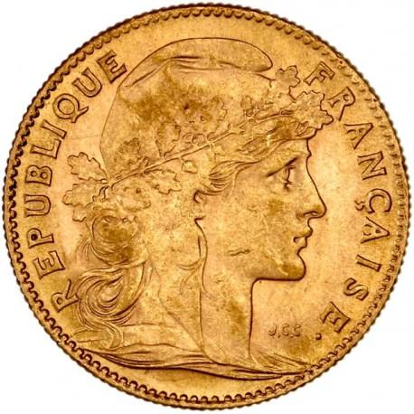 10 francs Marianne 1907