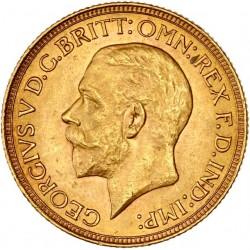 Afrique du Sud - Souverain George V - 1929 SA