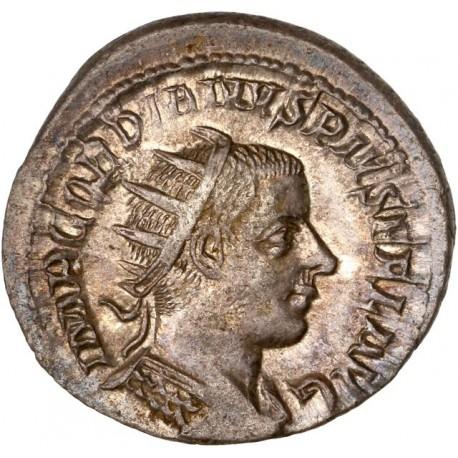 Antoninien de Gordien III  - Antioche
