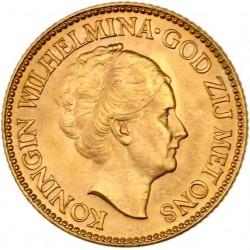 Pays Bas - 10 florins 1933
