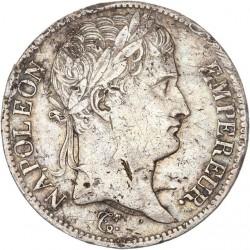 Lot de 3 x 5 francs