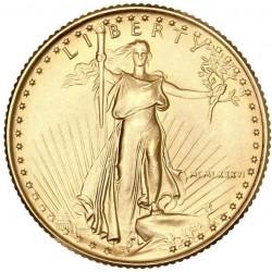 Etats Unis d'Amérique 10 dollars (1/4 once)