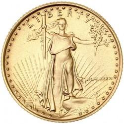 Etats Unis d'Amérique 5 dollars (1/10 once)