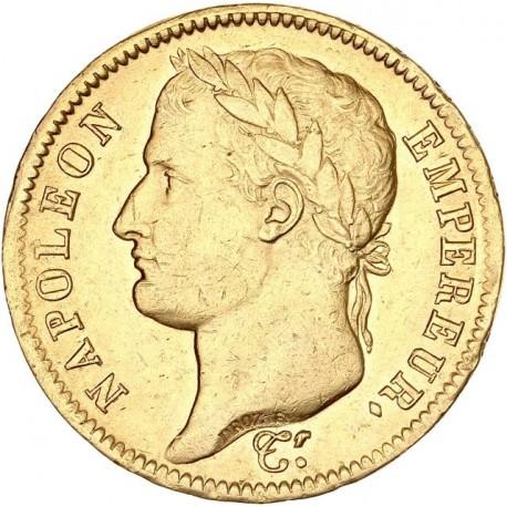40 francs Napoléon Ier - 1811 A