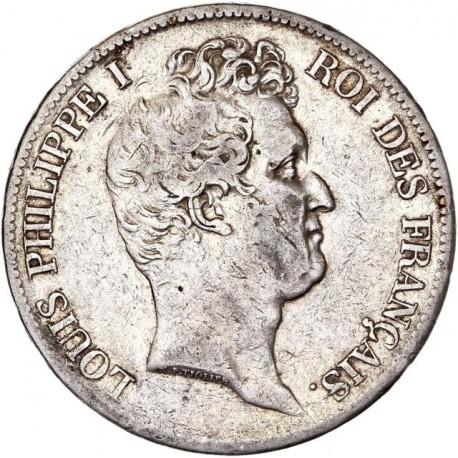 5 francs Louis Philippe Ier 1831 M