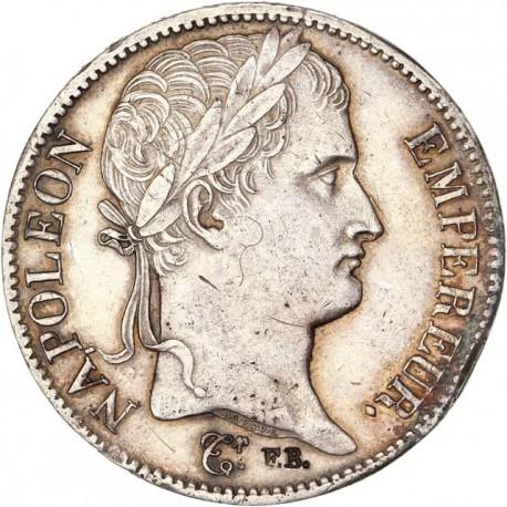 5 francs Napoléon Ier 1812 I
