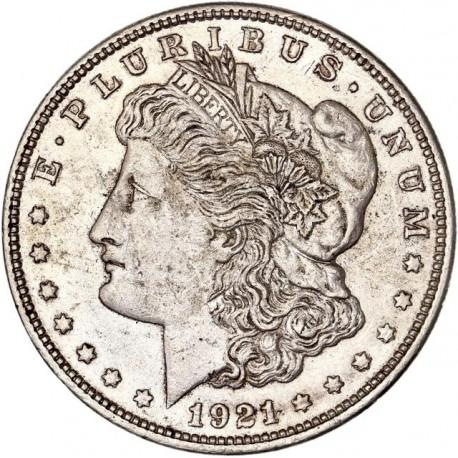 Etats Unis d'Amérique - 1 dollar 1921