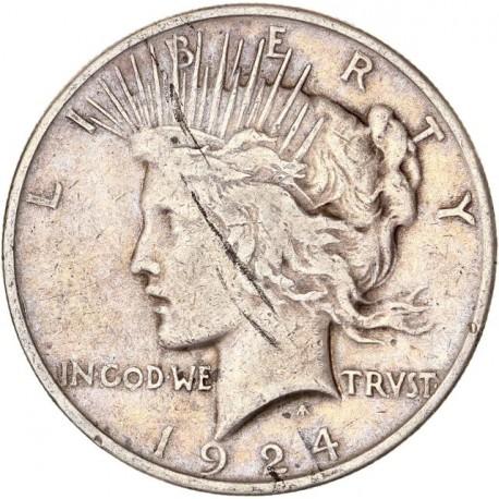 Etats Unis d'Amérique - 1 dollar 1924