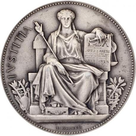 Médaille Huissiers de justice