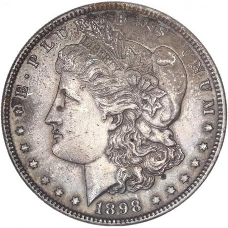 Etats Unis d'Amérique - 1 dollar 1898