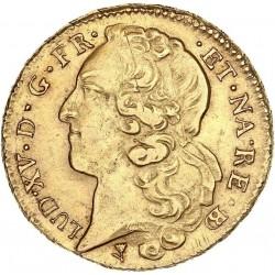 Louis XV - Double Louis d'or 1763 Pau