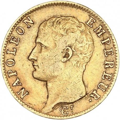 20 francs Napoléon Ier - 1806 A
