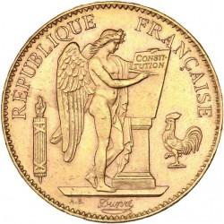 100 francs Génie 1906 A