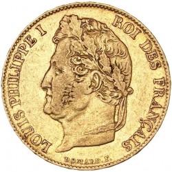 20 francs Louis Philippe Ier 1835 A Paris
