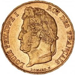 20 francs Louis Philippe Ier 1841 A