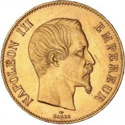 100 francs Napoléon III 1859 A