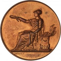 Médaille de la réussite Brenet 1894
