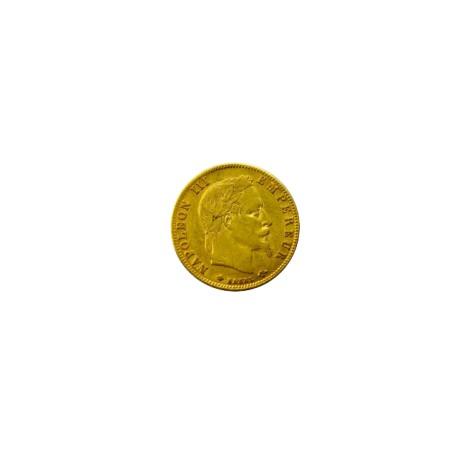 5 francs Napoléon III 1864 A