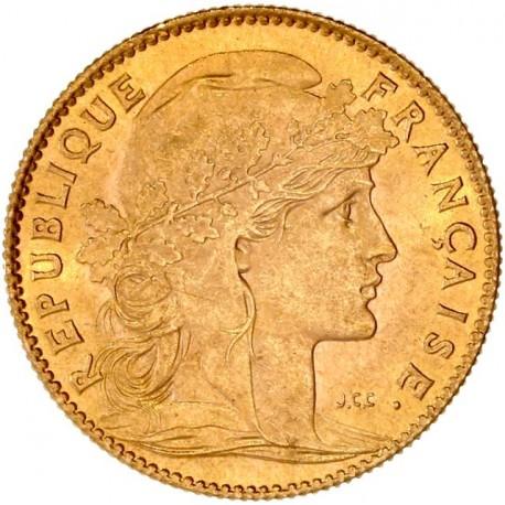 10 francs Marianne 1910