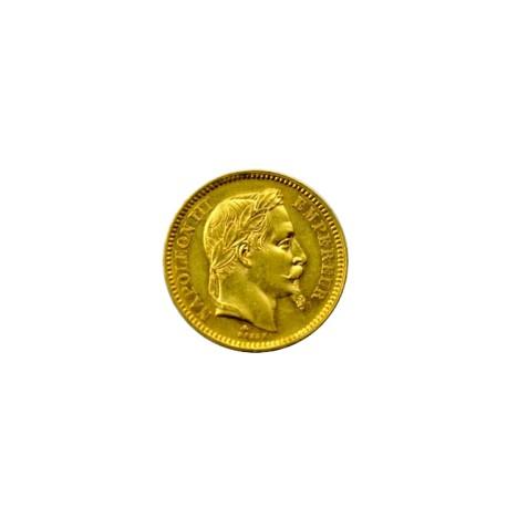 20 francs Napoléon III 1866 A