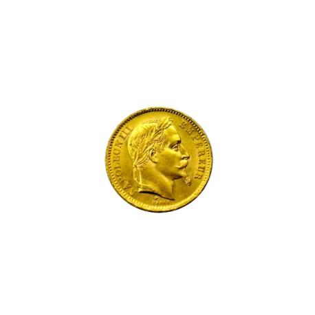 20 francs Napoléon III - 1866 A