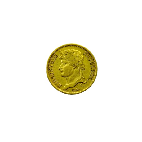 Allemangne - Westphalie - 20 franken J.Napoléon 1809 C
