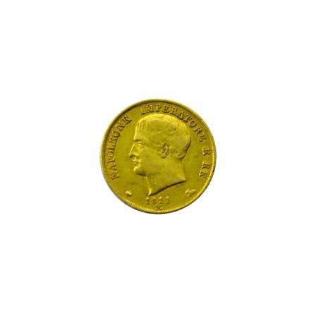 Italie - 20 lires Napoléon Ier - 1811 M
