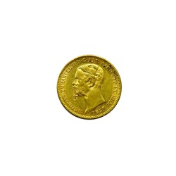 Italie - 20 lire Victor Emmanuel II 1857 B