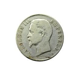 5 francs Napoléon III 1855 D