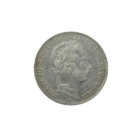 Autriche  - 1 thaler 1863 A