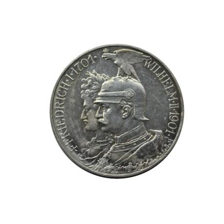 Allemagne - Prusse - 5 mark 1901