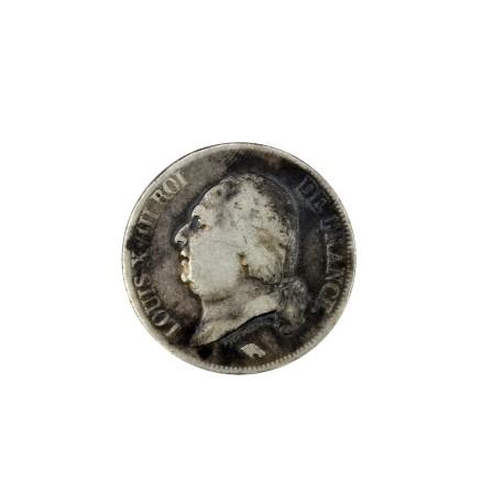 5 francs Louis XVIII 1823 H