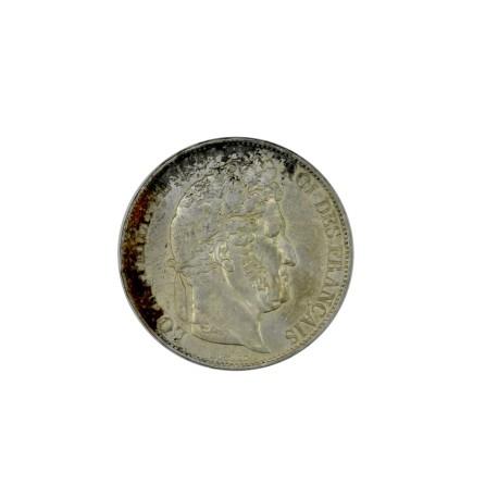 5 francs Louis Philippe  1845 W
