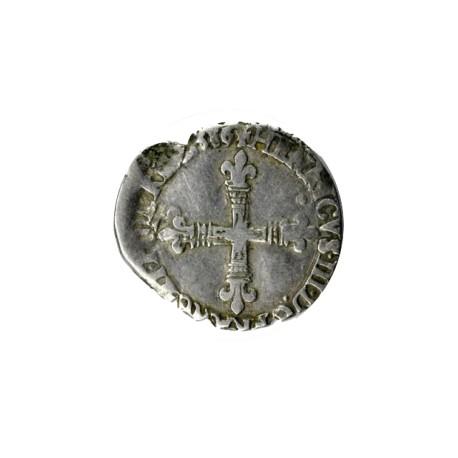 Henri IV - douzain  de Saint Lô - 1594