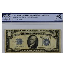 Billet de 10 dollars 1934