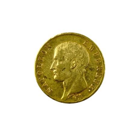 40 francs Napoléon Ier 1806 A Paris