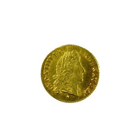 Louis XIV - Louis d'or à l'écu 1690 & Aix