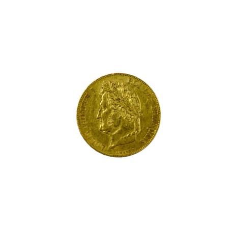 20 Francs Louis Philippe Ier 1844 A