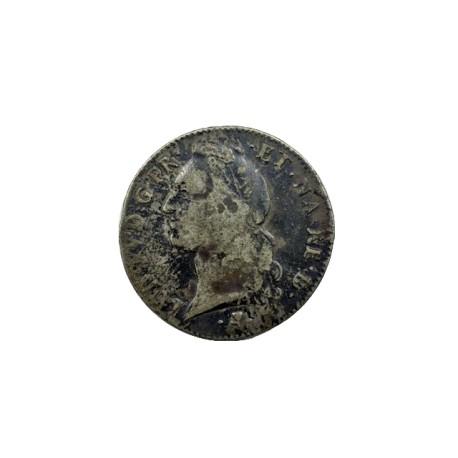 Louis XV - Ecu au bandeau 1757 Pau