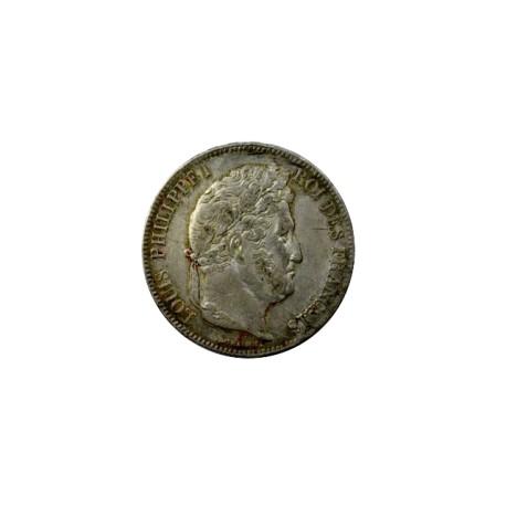 5 francs Louis Philippe Ier 1833 Lille